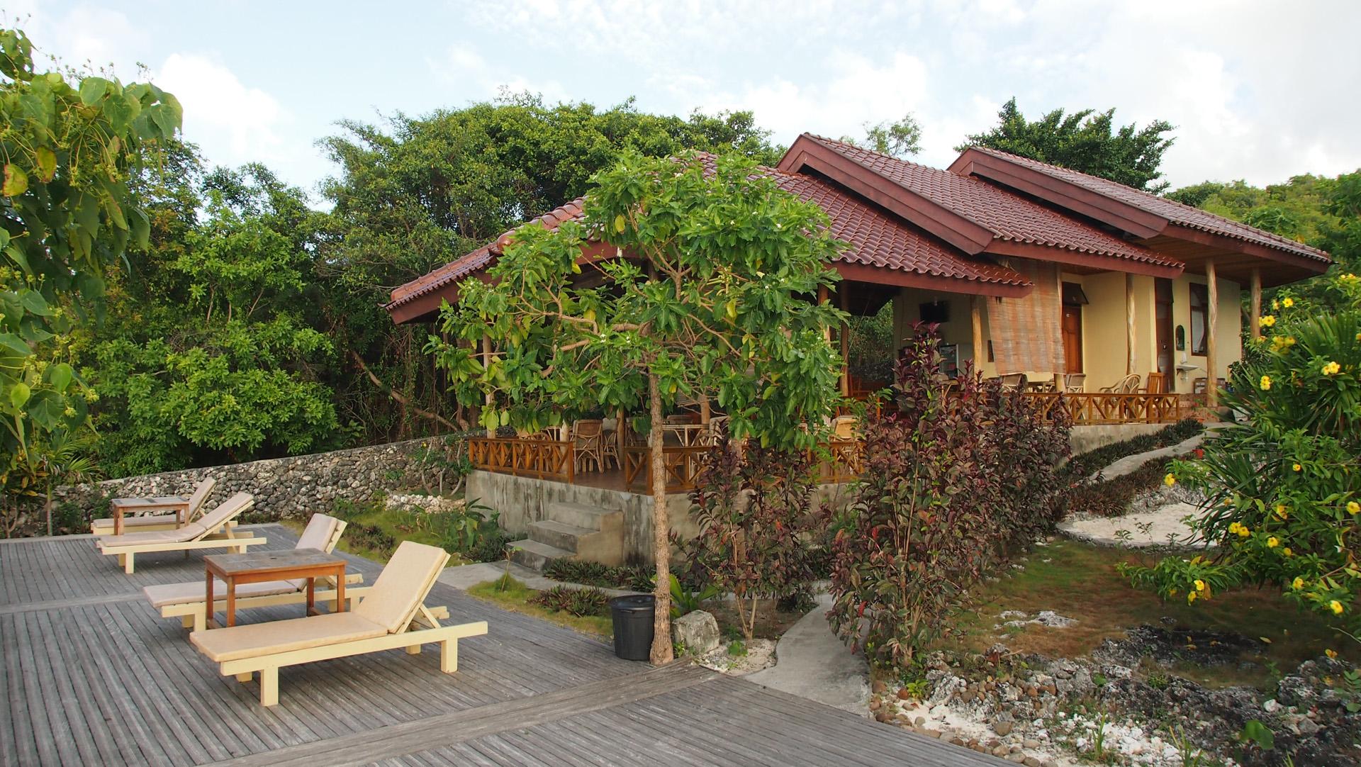 Pulisan Jungle Beach Resort Nord Sulawesi