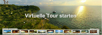 Virtuelle Resort Tour - Raja4Divers - Raja Ampat