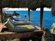 Einfach mal entspannen im Alam Batu Beach Resort – Bali, Indonesien