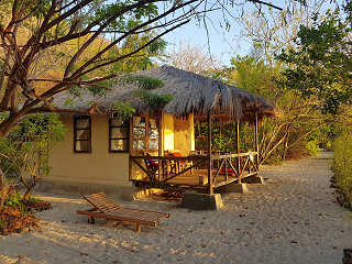 Alor Divers Eco Resort – Bungalow im indonesischen Stil