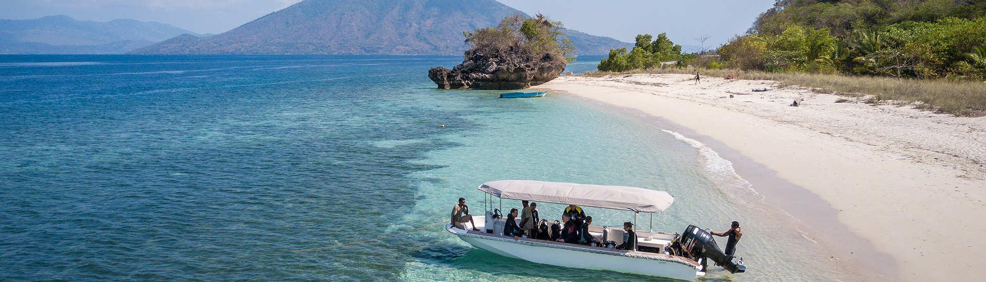 Alor Pantar Indonesien