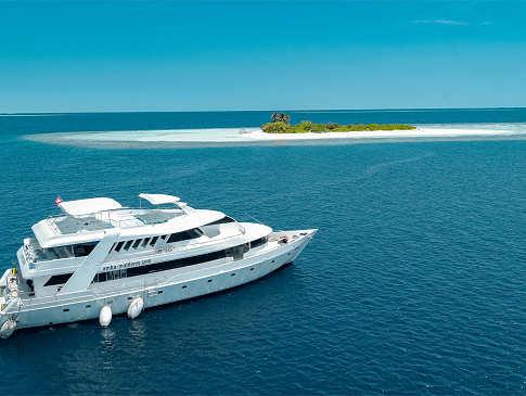 MY Amba – eines der renommiertesten Safariboote der Malediven