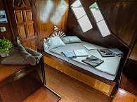 Premium-Kabine auf dem Oberdeck