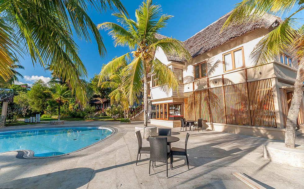 Tauchbasis im Maluku Resort & Spa
