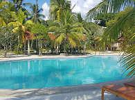 Pool des Maluku Tauchresort