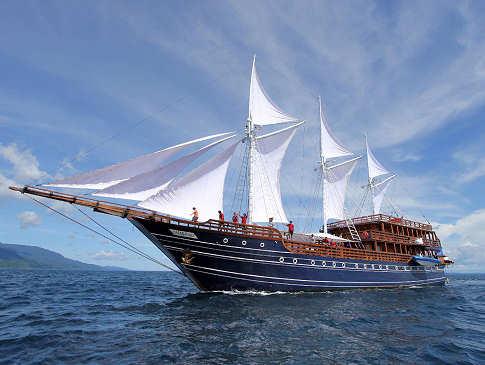 MSV Amira – Tauchkreuzfahrtschiff Indonesien