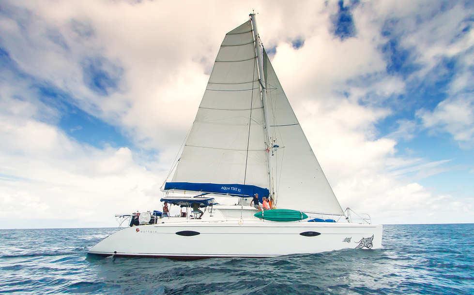 Aquatiki 2 – Tauchsafaris Polynesien