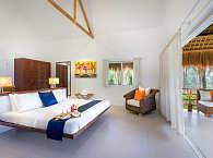 weitläufige Penthouse-Suite