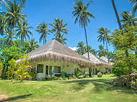 Deluxe-Suite für Paare und Familien – Atmosphere Resorts, Negros
