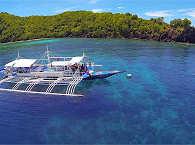 Das traditionelle Auslegerboot – Banka Victoria