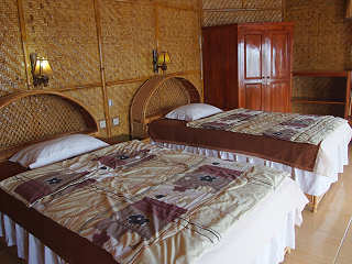 Standard Bungalow – Bara Beach Resort, Sulwesi