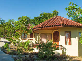 Deluxe Bungalow – Bara Beach Resort, Indoensien