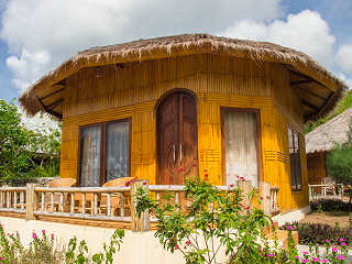 Standard Bungalow – Bara Beach Resort, Indonesien