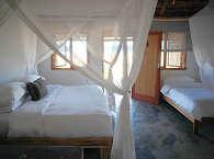 Zimmer mit Meerblick – Blu@Tofo, Mosambik