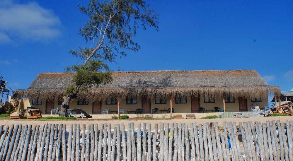 Blu@Tofo am Tofo Beach – Mosambik