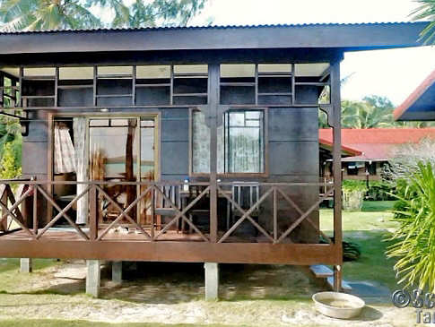 Seaside Deluxe Cottage – Carp Island Resort