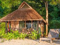 Strandbungalow im Selayar Dive Resort – Sulawesi, Indonesien