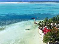 Carp Island resort – Palau