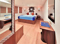 Master-Suite der Carpe Diem – Safarischiff Malediven