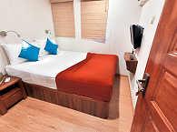 Doppelkabine der Carpe Diem – Safariboot Malediven