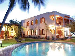 Poolanlage – Casa Rex, Mosambik