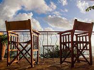 Blick vom Casa Rex – Vilanculos