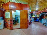 Werkstatt im Dive Center Manado