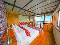 Masterkabine – Safariboot Indonesien