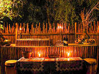 Restaurant – Bushwise Safari Lodge