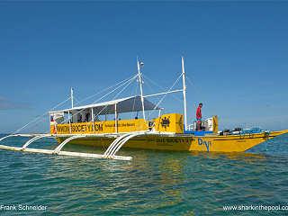 Das basiseigene Auslegerboot