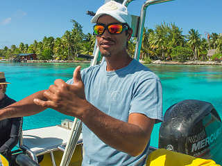 Dive Spirit Fakarava, Franz. Polynesien