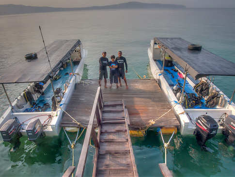 Maluku Divers – Tauchbasis auf Ambon, Indonesie