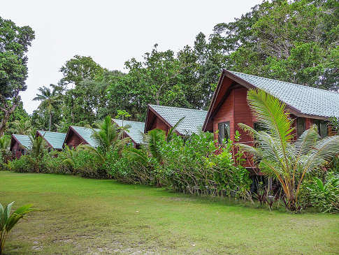 Dolphin Bay Resort – Bungalows