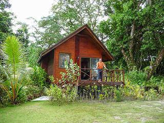 Dolphin Bay Resort – Bungalow