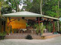 Restaurant & Bar im Dolphin Bay Resort