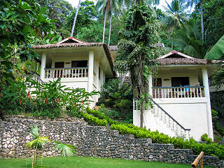 Bungalows – Easy Diving Beach Resort, Sipalya