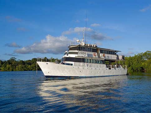 MV FeBrina – Tauchsafaris Papua Neuguinea