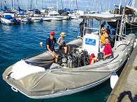 Fluid-Tauchboot Zebullons