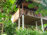 Superior Bungalow im Froggies Divers Resort Bunaken, Nord Sulawesi