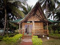 Massagehaus des Resorts