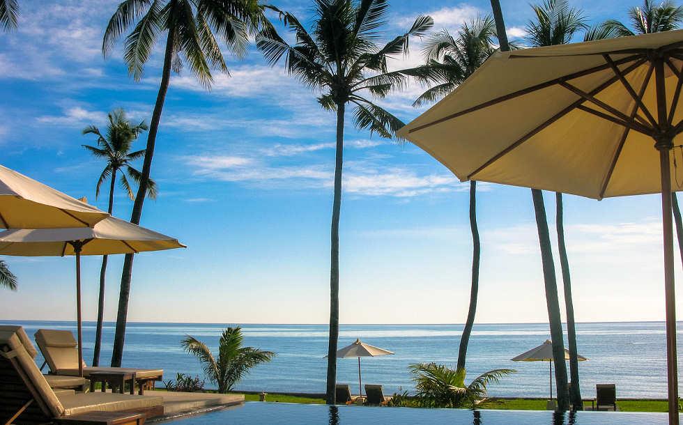 Entspannen im Kubu Indah – Bali, Indonesien