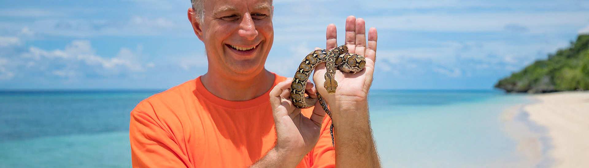 Jochen Schultheis vom Selayar Dive Resort – Indonesien