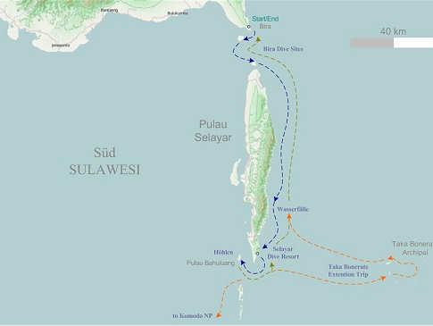 Tauchsafari Süd Sulawesi & Selayar