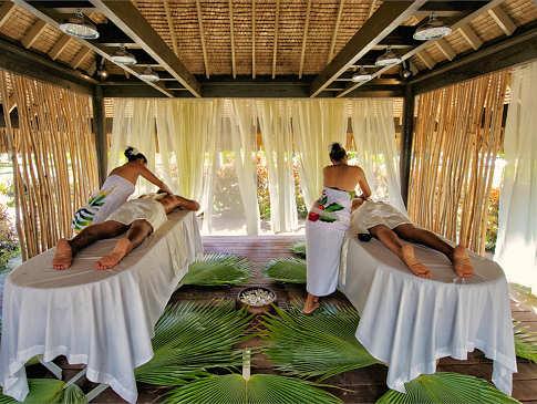 Massagen im Poekura Spa