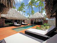 Die Executive Suite im Kia Ora Resort & Spa Rangiroa