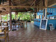 Offenes Restaurant des Kalimaya Dive Resort