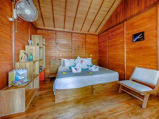 Superior Room – Kuda Laut Boutique Dive Resort