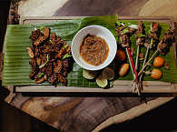 Indonesisch bis internationale Küche