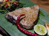 Kulinarisches im Kusu: meist indonesisch-international