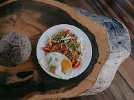 Indonesisch-Asiatische sowie Internationale Küche